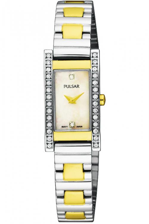 Image of            Ladies Pulsar Watch PEGD30X1
