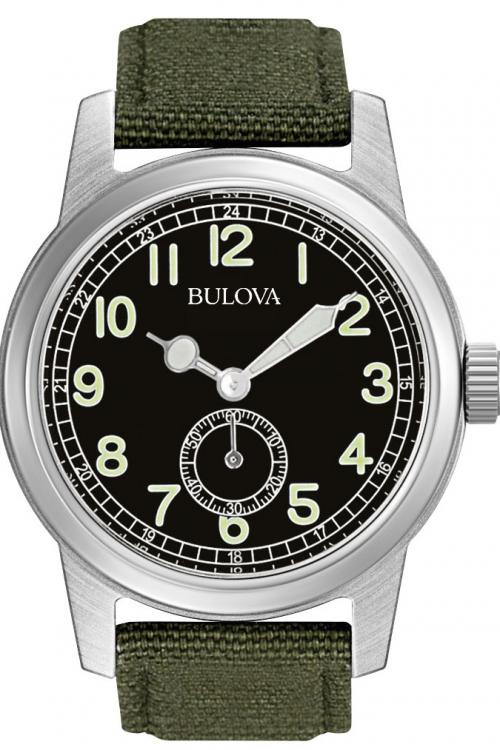 Mens Bulova Essentials Watch 96A102