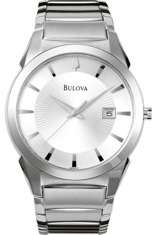 Mens Bulova Essentials Watch 96B015