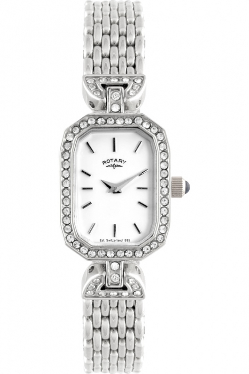 Image of Ladies Rotary Watch LB00539/02