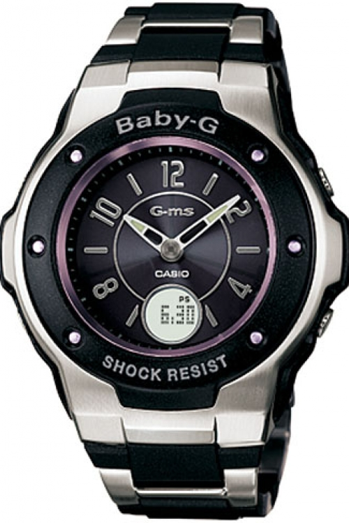Image of  			   			  			   			  Casio Baby-G Premium G-Ms Waveceptor WATCH MSG-3000CJ-1BJF