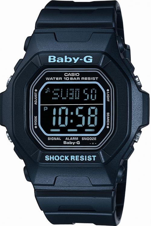Image of            Casio Baby-G WATCH BG-5600BK-1ER