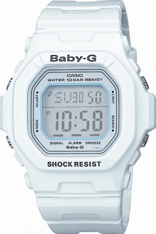 Image of            Casio Baby-G WATCH BG-5600WH-7ER