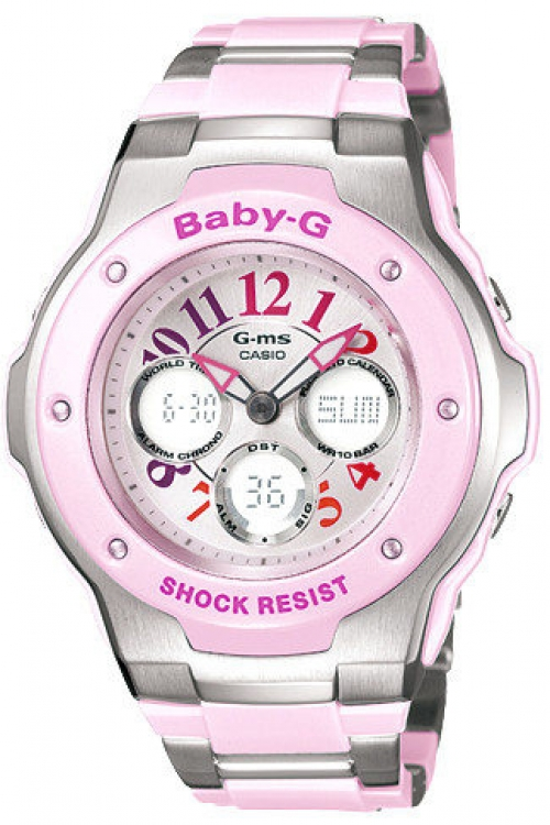 Image of  			   			  			   			  Casio Baby-G Premium G-Ms WATCH MSG-302C-4BDR