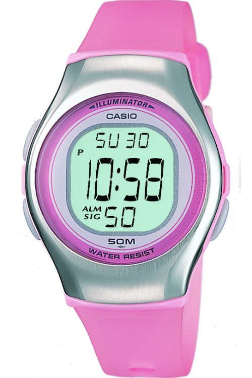 Image of  			   			  			   			  Casio Charity Appeal Sports WATCH LW-E11WSCA-4AVES