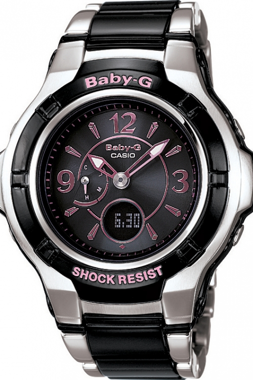 Image of  			   			  			   			  Casio Baby-G Premium Waveceptor WATCH BGA-1200C-1BJF