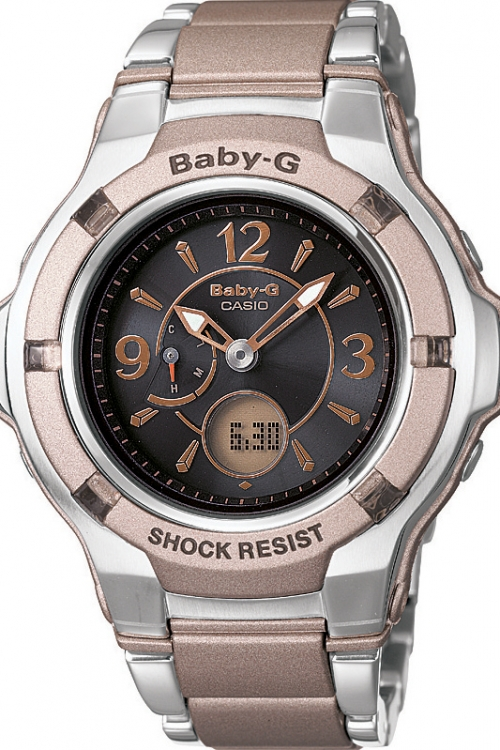 Image of  			   			  			   			  Casio Baby-G Premium Waveceptor WATCH BGA-1200C-5BEF
