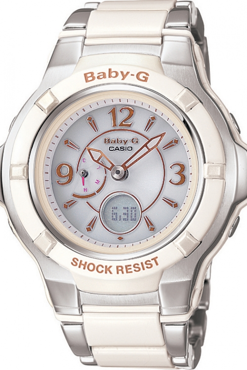 Image of  			   			  			   			  Casio Baby-G Premium Waveceptor WATCH BGA-1200C-7BJF