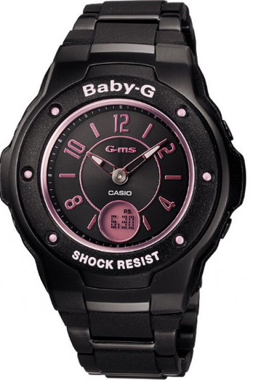 Image of  			   			  			   			  Casio Baby-G Premium G-Ms Waveceptor WATCH MSG-3000CBJ-1B2JF