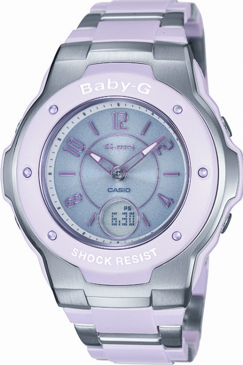 Image of  			   			  			   			  Casio Baby-G Premium G-Ms Waveceptor WATCH MSG-3000CJ-4BJF