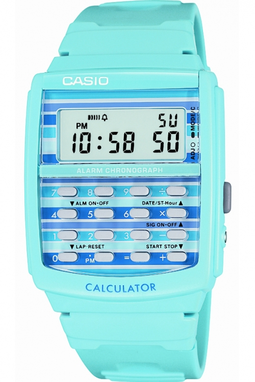 Image of  			   			  			   			  Casio Calculator WATCH LDF-40-2AER