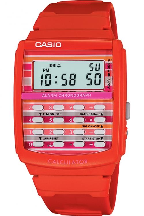 Image of            Casio Calculator WATCH LDF-40-4BER