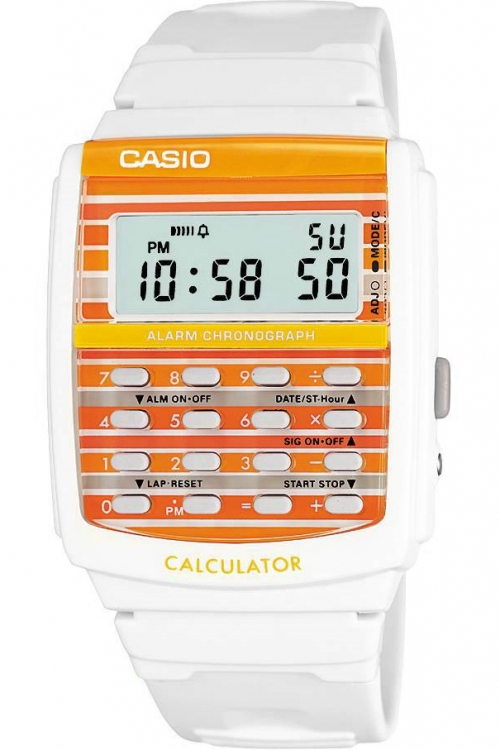 Image of  			   			  			   			  Casio Calculator WATCH LDF-40-7AER