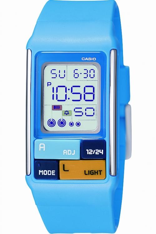 Image of            Casio Calculator WATCH LDF-50-2EF