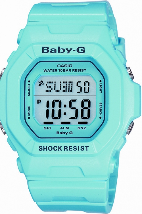Image of  			   			  			   			  Casio Baby-G Summer Sunshine WATCH BG-5601-2ER
