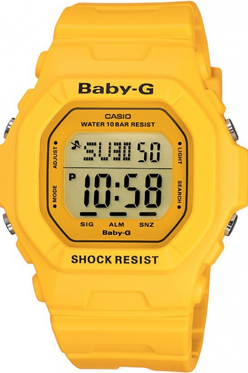 Image of  			   			  			   			  Casio Baby-G Summer Sunshine WATCH BG-5601-9ER