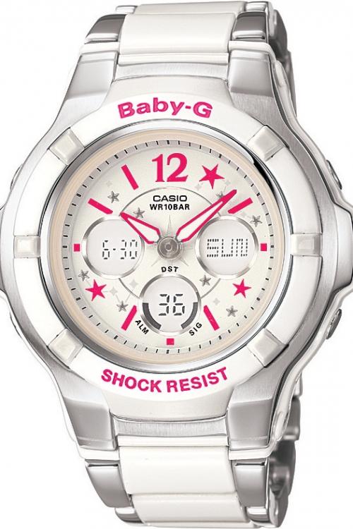 Image of            Casio Baby-G WATCH BGA-120C-7B2JF
