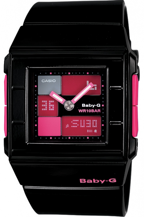 Image of            Casio Baby-G WATCH BGA-200-1EDR
