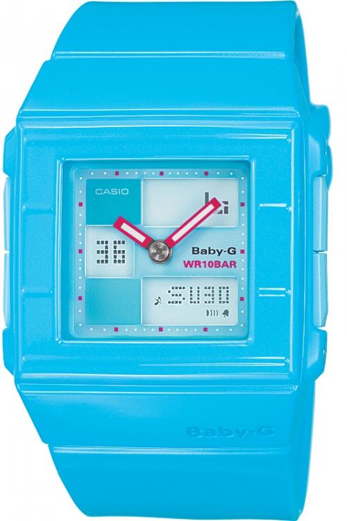 Image of            Casio Baby-G WATCH BGA-200-2EDR