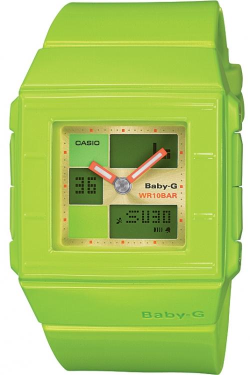Image of            Casio Baby-G WATCH BGA-200-3EDR