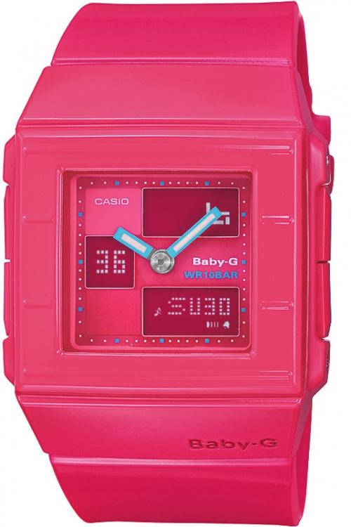 Image of            Casio Baby-G WATCH BGA-200-4EDR