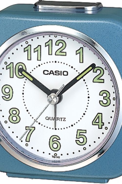 Image of  			   			  			   			  Casio Alarm Clock TQ-143-2EF