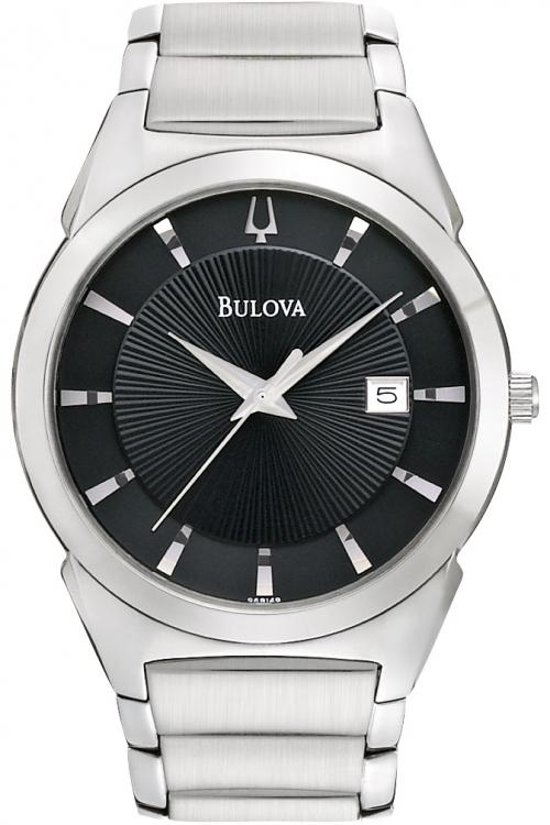 Mens Bulova Essentials Watch 96B149