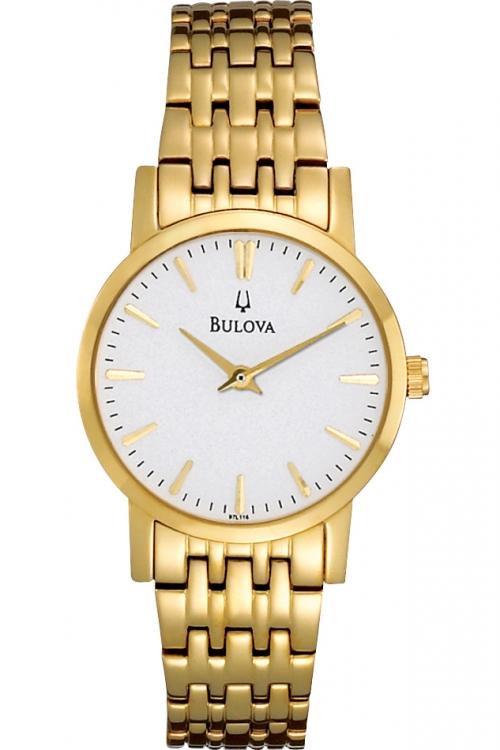Ladies Bulova Essentials Watch 97L116