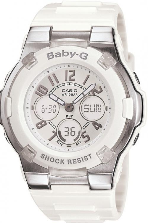 Image of            Casio Baby-G WATCH BGA-110-7BER