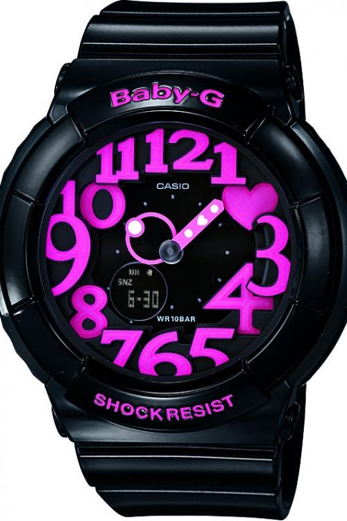 Image of            Casio Baby-G WATCH BGA-130-1BER