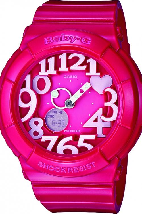 Image of            Casio Baby-G WATCH BGA-130-4BER