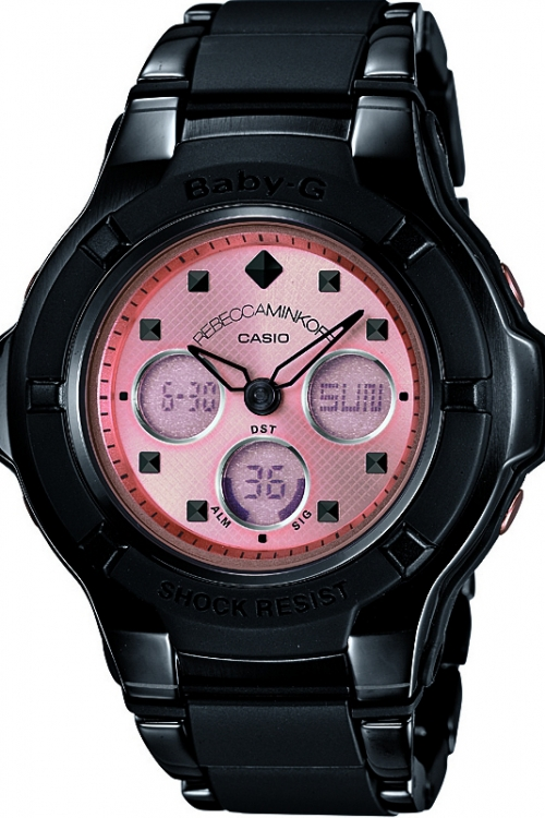 Image of  			   			  			   			  Casio Baby-G Rebecca Minkoff WATCH BGA-125RM-1AER