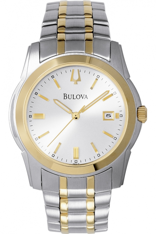 Mens Bulova Watch 98H18
