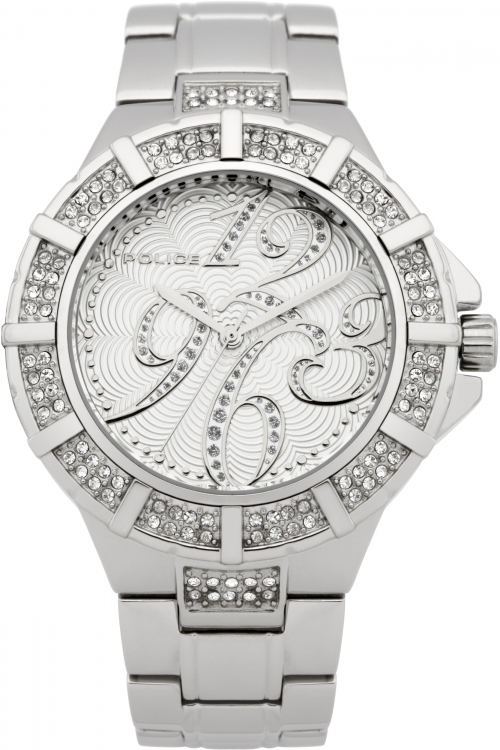 Image of  			   			  			   			  Ladies Police Angel Watch 13000MS/04M