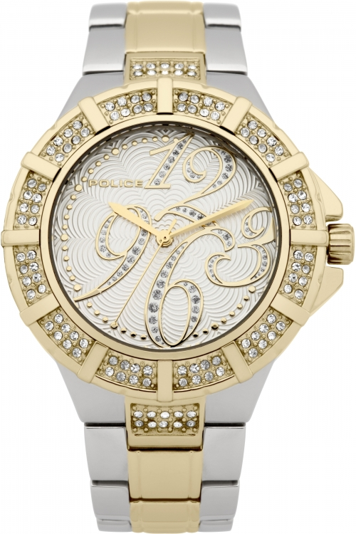 Image of  			   			  			   			  Ladies Police Angel Watch 13000MST/01M