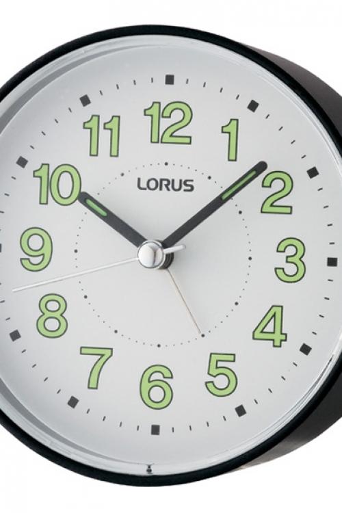 Lorus Clocks Bedside Alarm Alarm Clock LHE029K