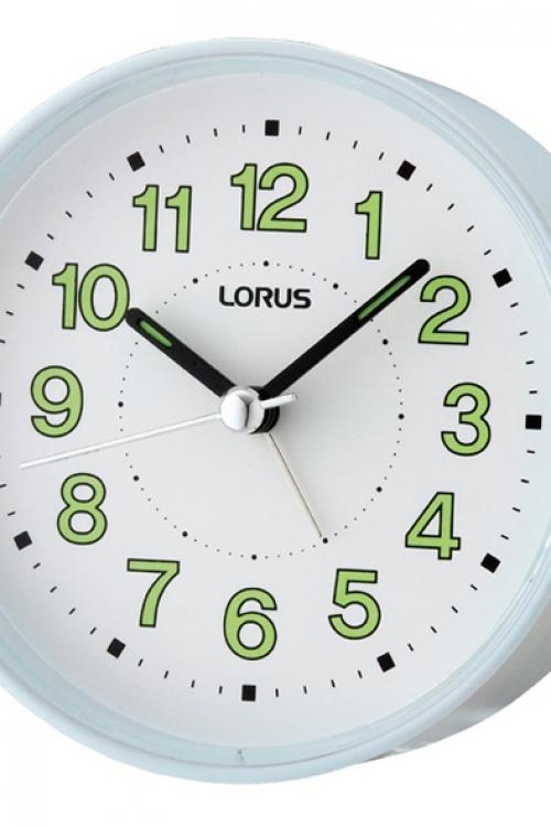 Lorus Clocks Bedside Alarm Alarm Clock LHE029W