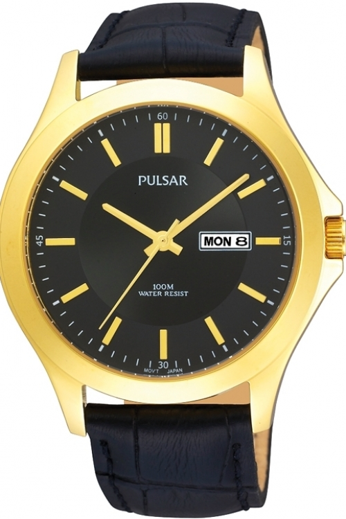 Mens Pulsar Watch PXF290X1