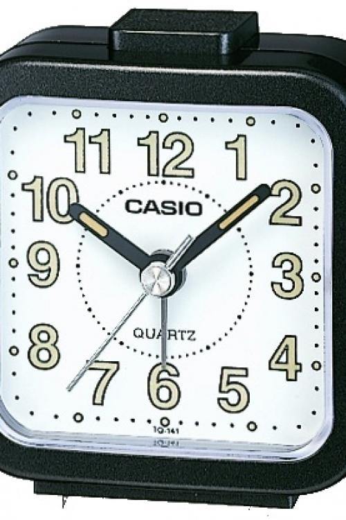 Image of            Casio Alarm Clock TQ-141-1EF