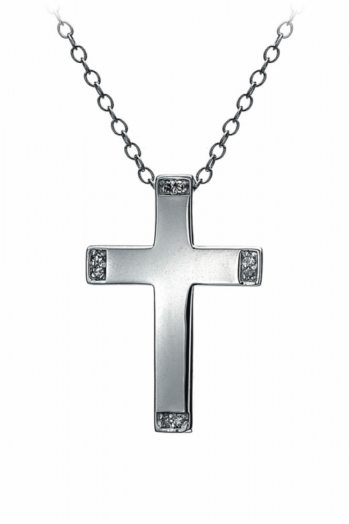 Hot Diamonds Sparkle Cross JEWEL DP105