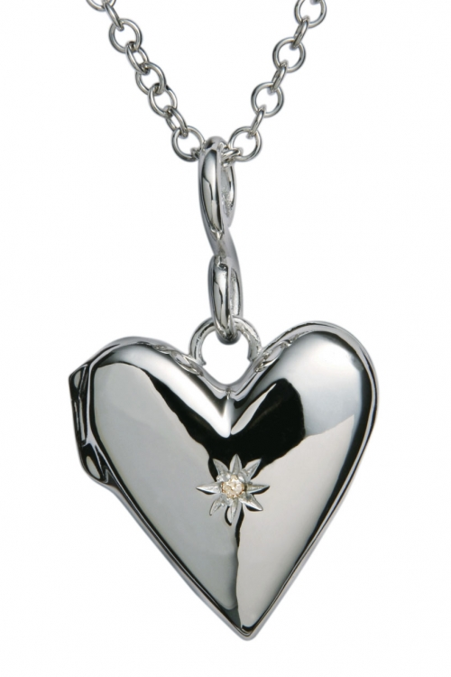 Hot Diamonds Spontaneous Locket Pendant JEWEL DP142