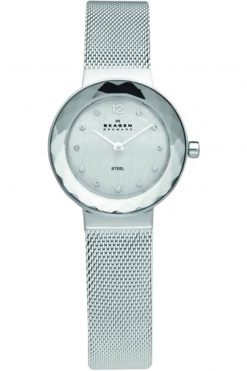 Ladies Skagen Leonora Watch 456SSS