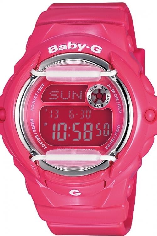 Image of            Casio Baby-G WATCH BG-169R-4BER