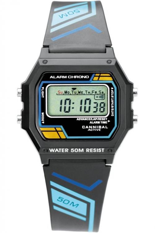 Image of            Mens Cannibal Alarm Chronograph Watch CD079-03