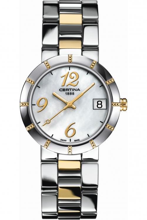 Ladies Certina DS Stella Watch C0092102211200
