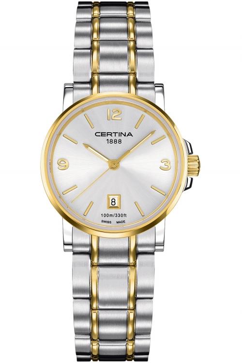 Ladies Certina DS Caimano Lady Watch C0172102203700
