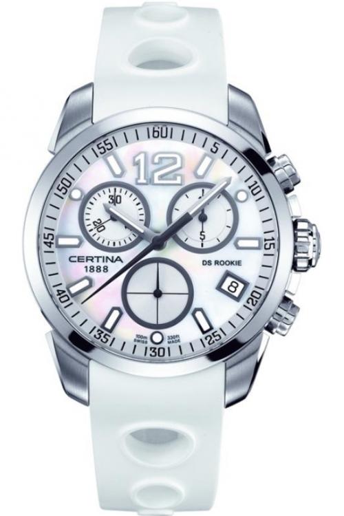 Mens Certina DS Rookie Chrono Chronograph Watch C0164171711700