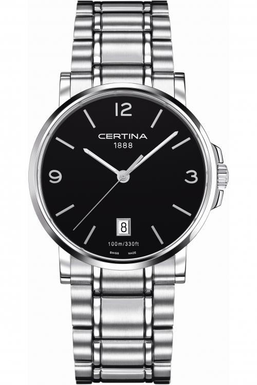 Mens Certina DS Caimano Watch C0174101105700