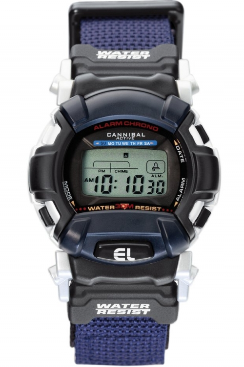 Image of            Mens Cannibal Alarm Chronograph Watch CD134-05