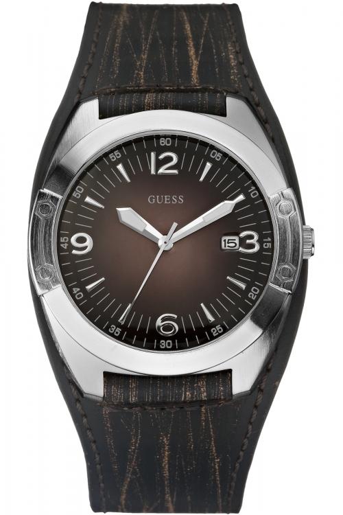Mens Guess Framed Watch W75052G2